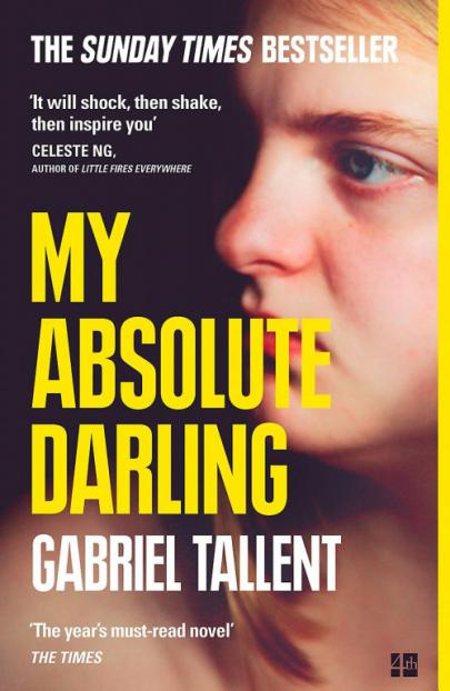Book cover My absolute darling