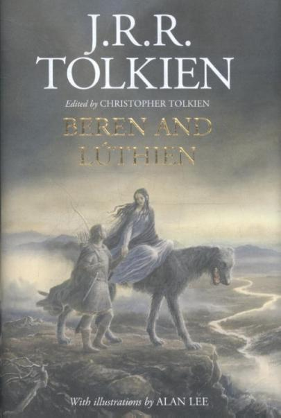 Book cover Beren and Lúthien