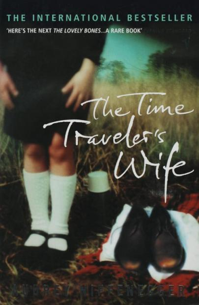 Book cover The Time Traveler's Wife