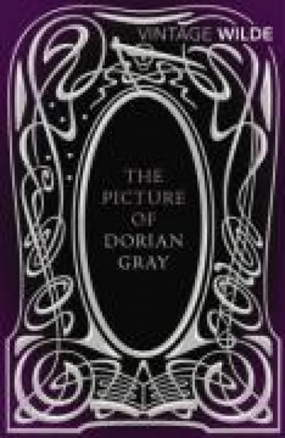 Book cover The Picture of Dorian Gray