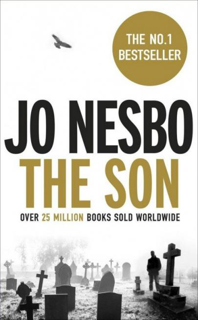 Book cover The Son