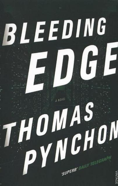 Book cover Thomas Pynchon