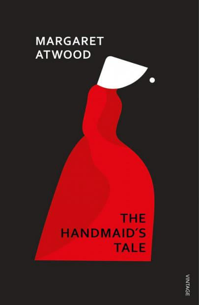 Book cover Handmaid's Tale