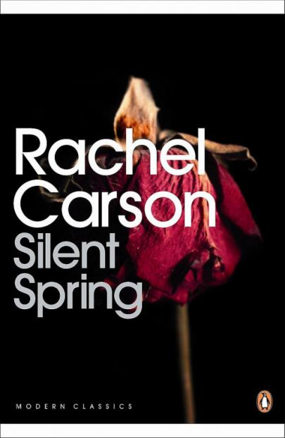 Book cover Silent Spring