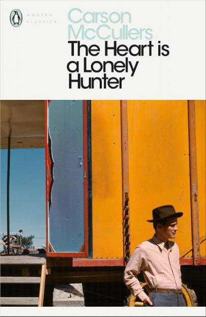 Book cover The Heart is a Lonely Hunter