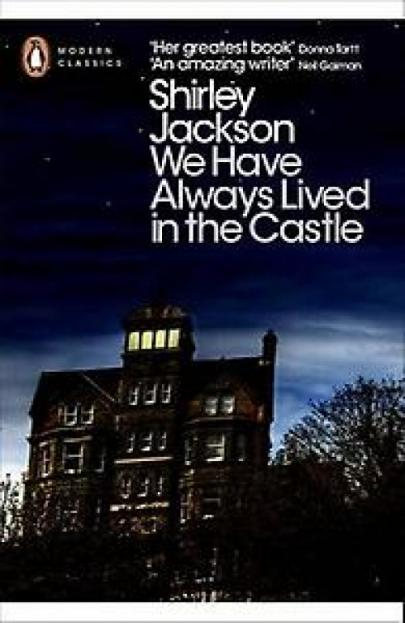Book cover We Have Always Lived in the Castle