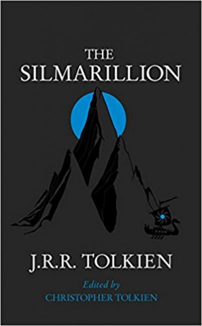 Book cover The Silmarillion