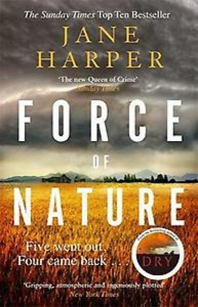 Book cover Force of Nature