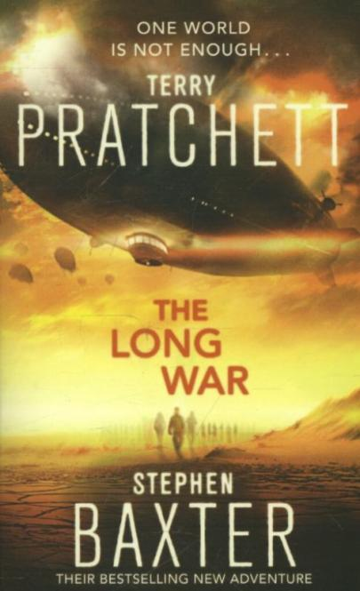 Book cover The Long Earth 02. The Long War
