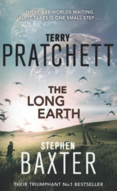 Book cover The Long Earth