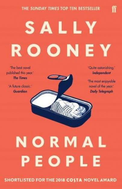 Book cover Normal people