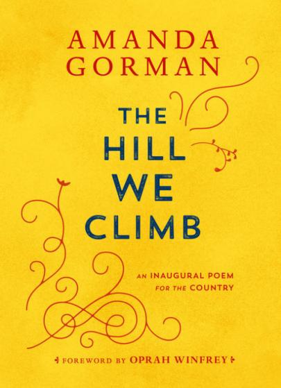 Book cover The hill we climb