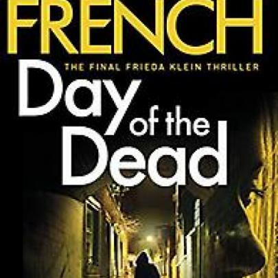 Book cover Day of the Dead