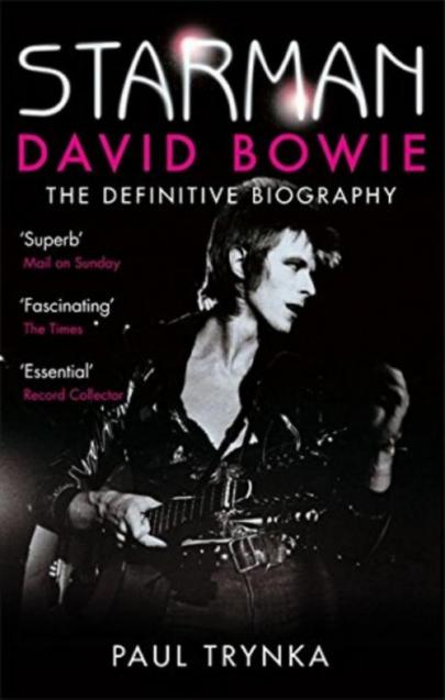 Starman: David Bowie - The Definitive