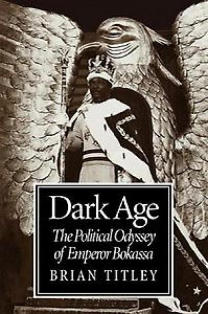 Book cover Dark Age