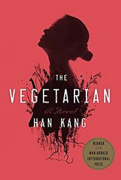Book cover The Vegetarian