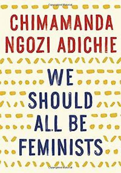 Book cover We Should All Be Feminists