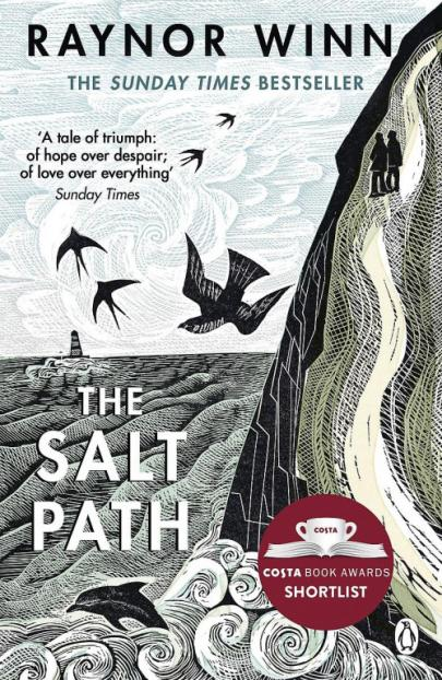 Book cover The salt path