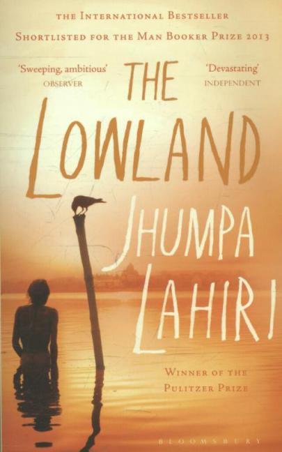 Book cover The Lowland