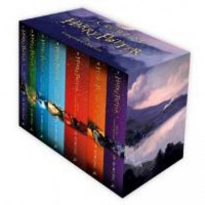 Book cover Harry Potter Box Set