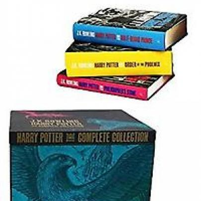 Book cover Harry Potter Box Set: