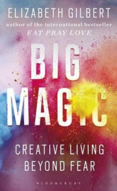 Book cover Big Magic