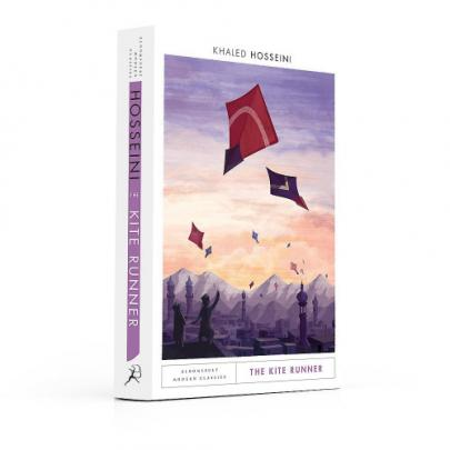 Book cover The Kite Runner