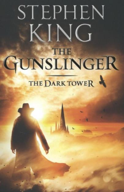 Book cover The gunslinger