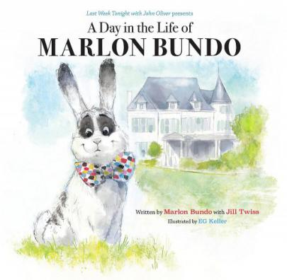Book cover A Day in the Life of Marlon Bundo
