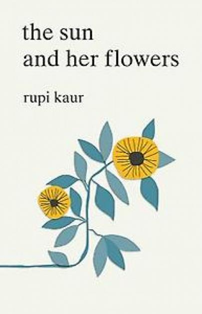 Book cover The Sun and Her Flowers