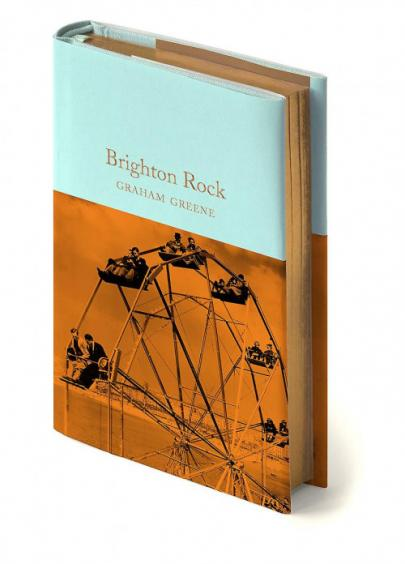 Book cover Brighton Rock