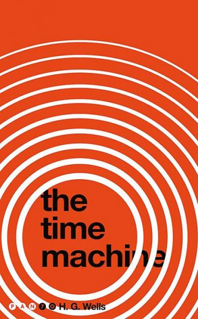 Book cover The Time Machine