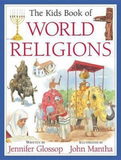 Book cover The Kids Book of World Religions