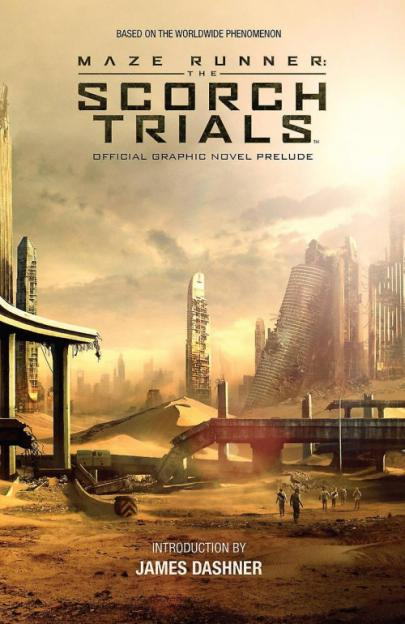 MAZE RUNNER OFFICAL PRELUDE SCORCH TRIAL 01