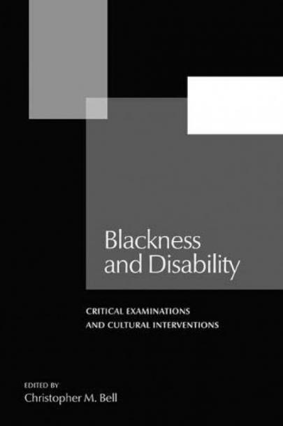 Blackness and Disability