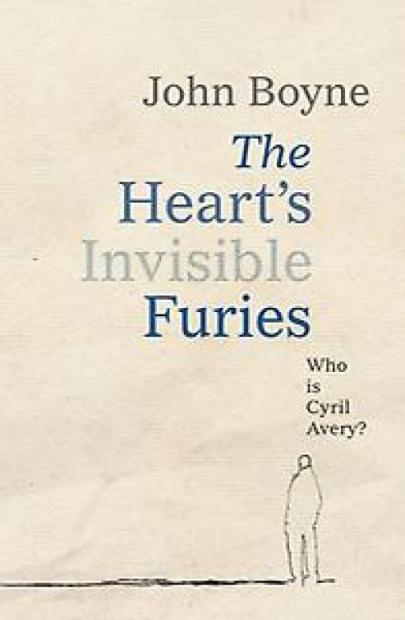 Book cover The heart's invisible furies