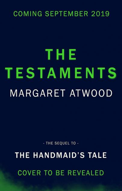 Book cover The testaments
