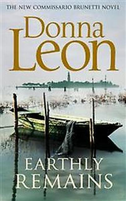 Book cover Earthly remains
