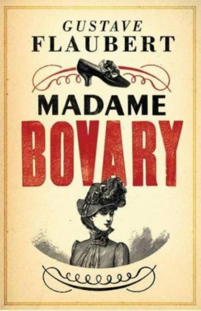 Book cover Madame Bovary