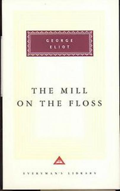 Book cover The Mill on the Floss