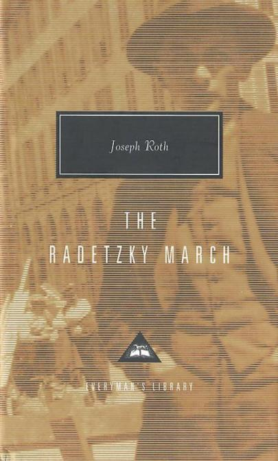 Book cover The Radetzky March