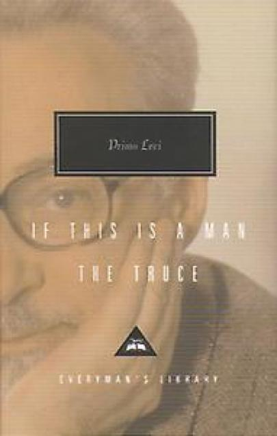 Book cover If This Is a Man, The Truce