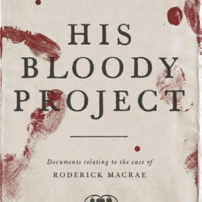 Book cover His Bloody Project