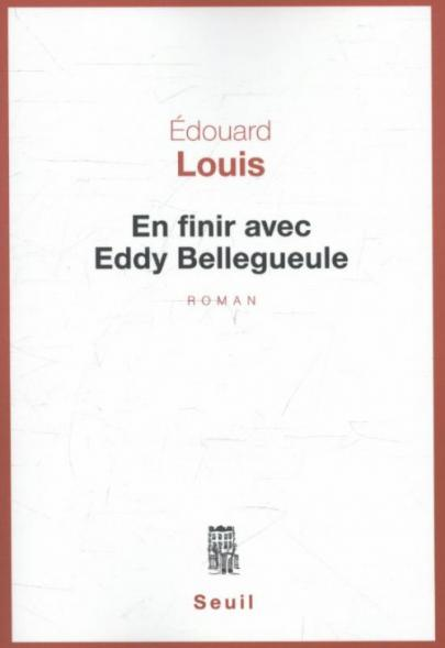 Book cover En finir avec Eddy Bellegueule