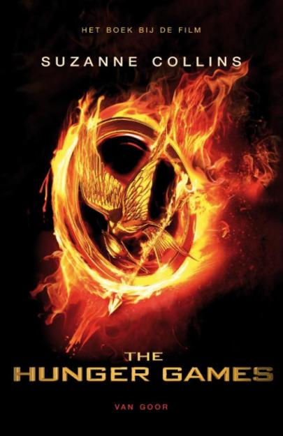 Book cover The Hunger Games
