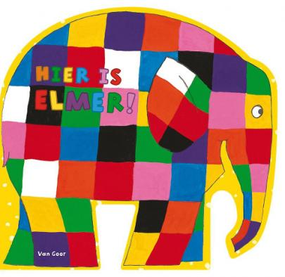 Hier is Elmer!