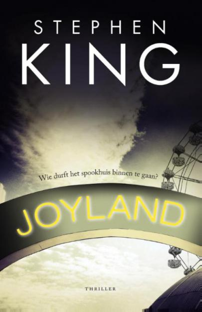 Book cover Joyland