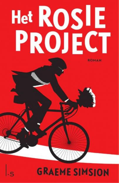 Book cover Het Rosie project