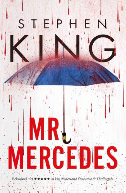 Book cover Mr. Mercedes
