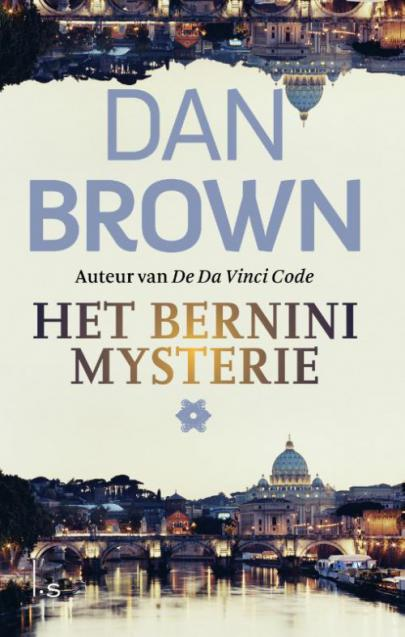Book cover Het Bernini mysterie
